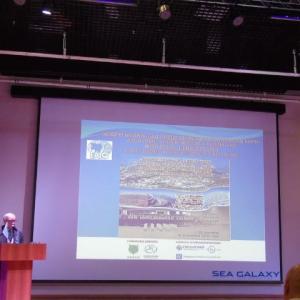 Выступление на конференции в г.Сочи. Октябрь 2015